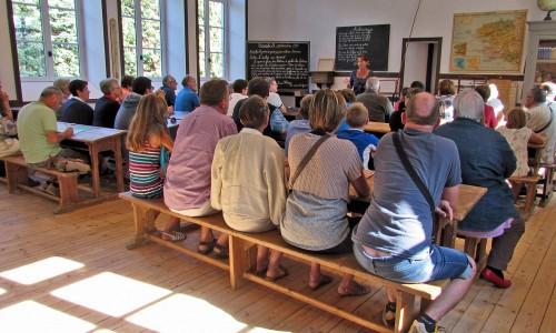 Le musée de l'école rurale en Bretagne